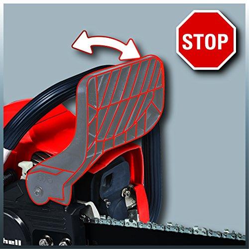 einhell benzin kettens ge gc pc 1235 mit 35 cm schwertl nge gartenger te ratgeber. Black Bedroom Furniture Sets. Home Design Ideas